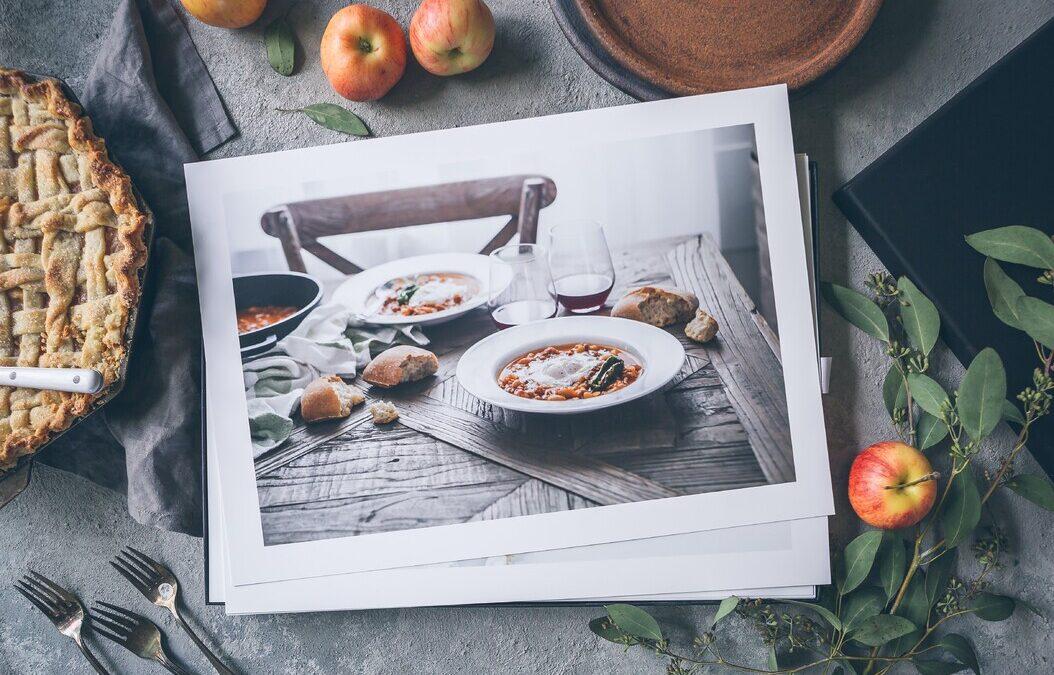 Fotografía gastronómica y su importancia en la percepción de los alimentos
