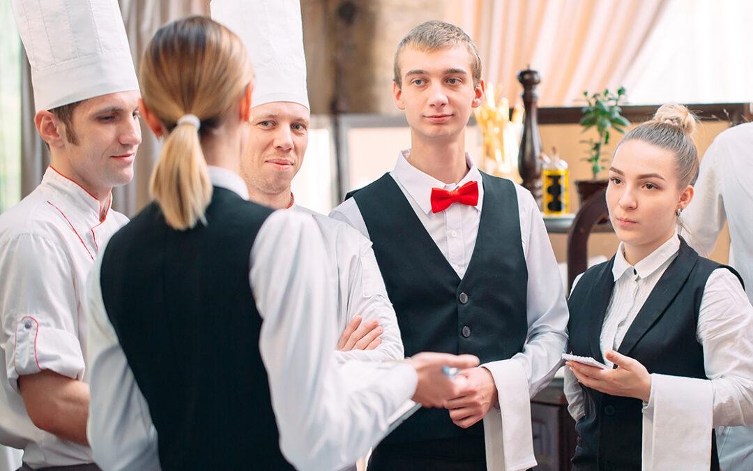 Aprende a gestionar los conflictos en tu restaurante
