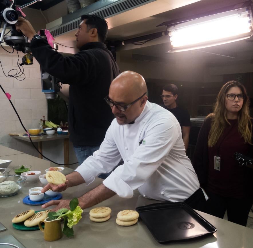 Chef Sumito Estévez