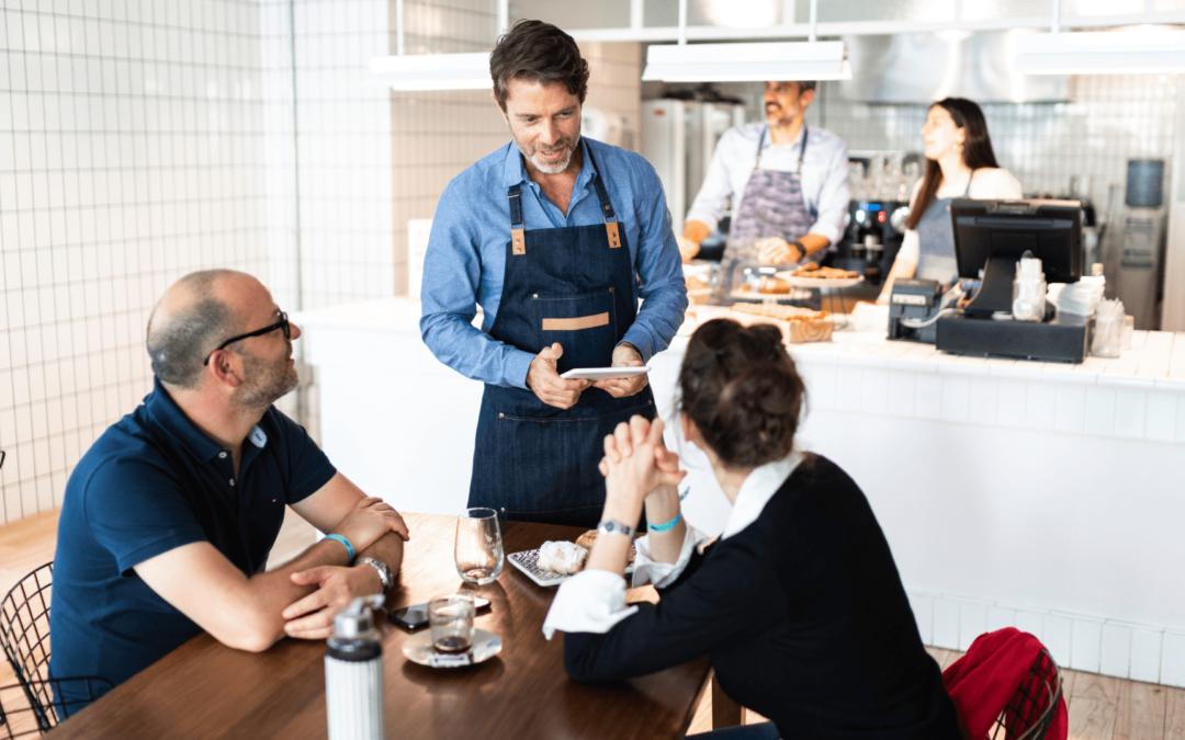 Conoce cómo definir los valores de tu restaurante